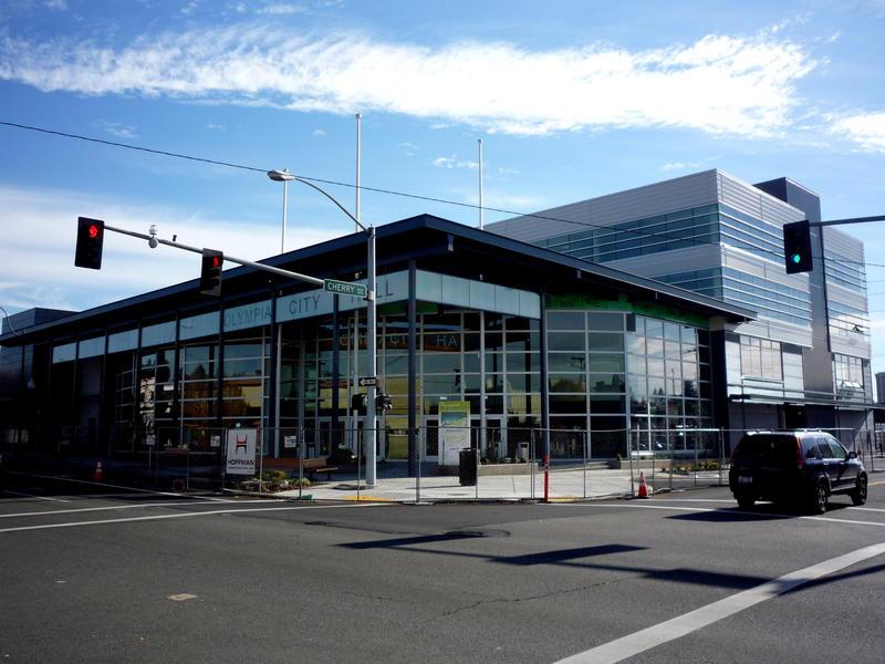 Olympia City Hall