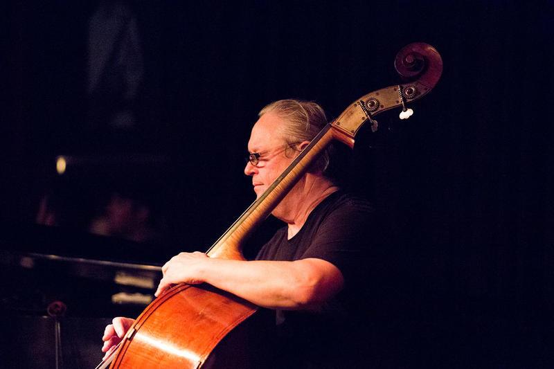 Bruce Phares on bass.