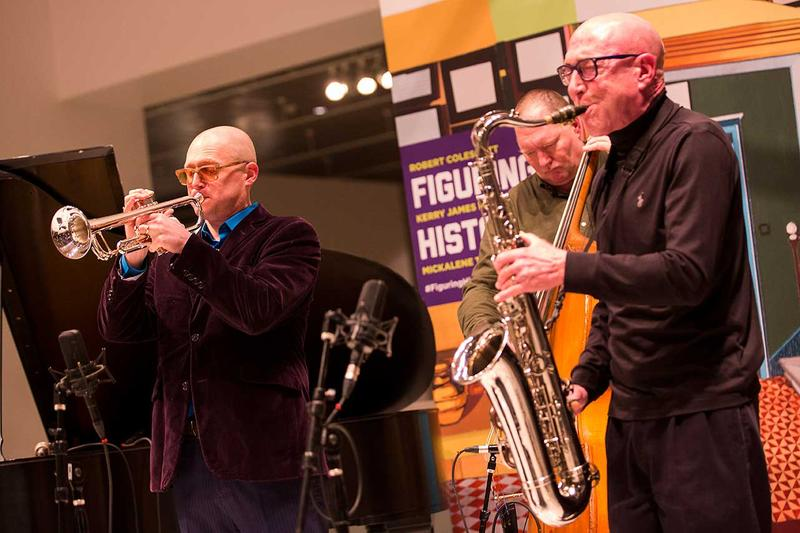 Art of Jazz at Seattle Art Museum