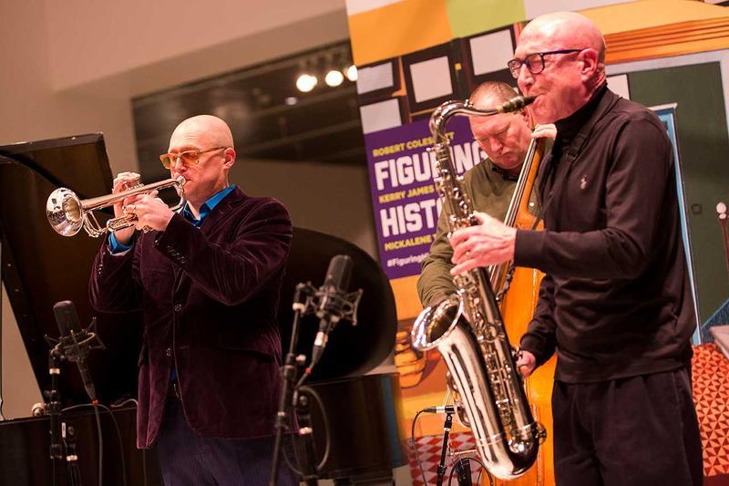 Art of Jazz at Seattle Art Museum
