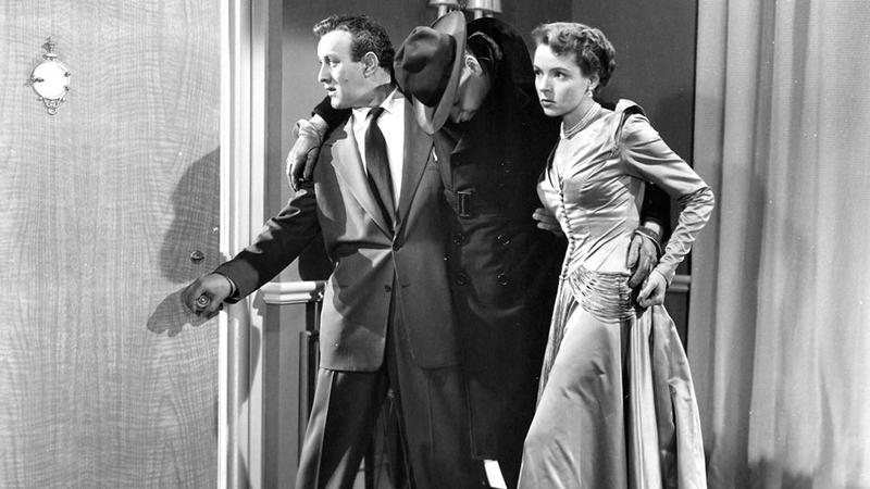 The 1950 film The Man Who Cheated Himself will be shown Feb. 22 at the SIFF Cenema Egyptian as part of the Noir City film festival in Seattle.