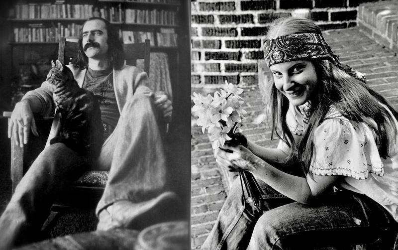 Yep, it's us.  Stein & Leson circa 1974