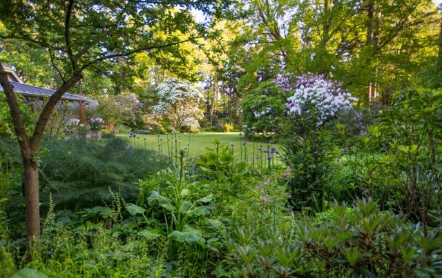 A Visit To The Private Gardens Laid Out By Seattle\'s Famed Public ...