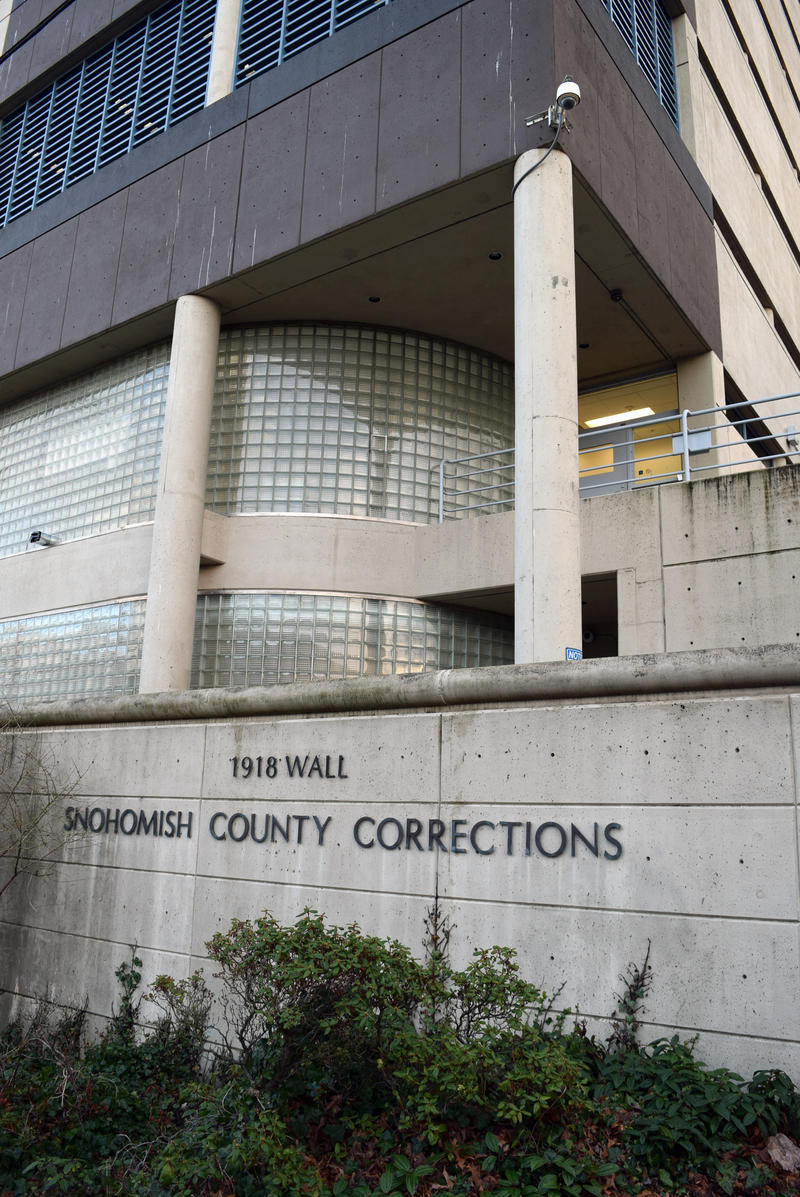 Snohomish County is using the old work-release facility for its diversion center.
