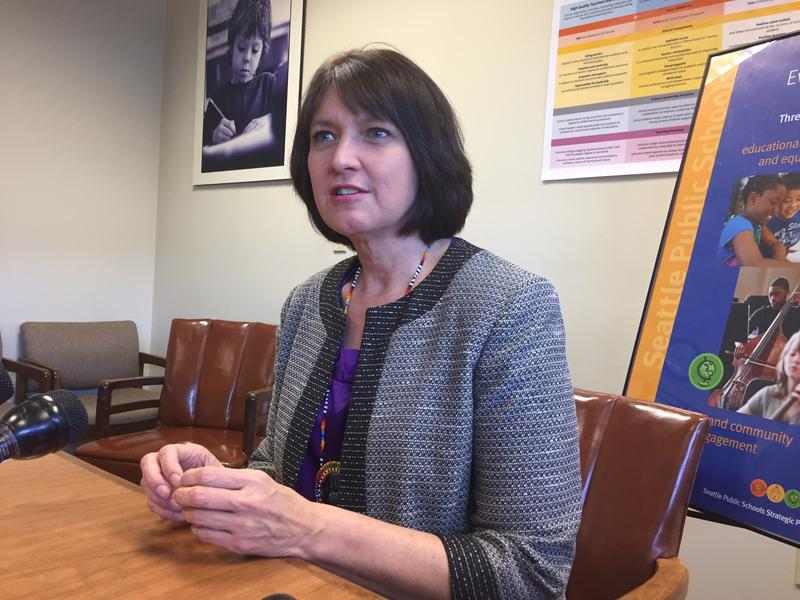 Denise Juneau served two terms as state superintendent in Montana and has been chosen as the preferred candidate to lead Seattle Public Schools.