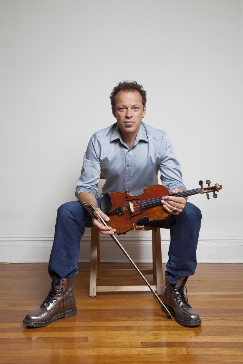 Gregor Huebner and El Violin Latino