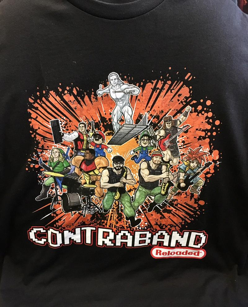 Pick up the new Contraband T-shirt at their album release show at Rhythm & Rye in Olympia Saturday night! (cartoonized allstars Coe, Verlinde, Lewis, Marriott, Colon, Willis, Marriott, Charles, Heyer, Dosumov)