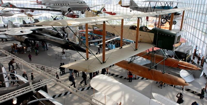 The Great Gallery, Museum of Flight