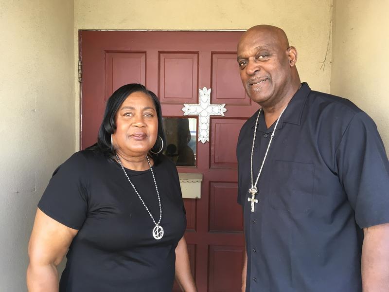 Pastors Carolyn and Maynard Sophor, of New Birth Ministries in Skyway.