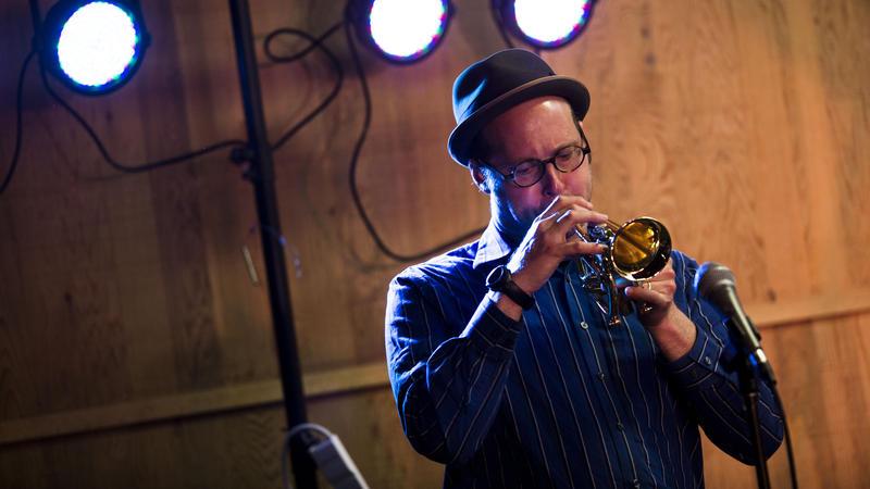 Last year's Ballard Jazz Festival featured surprising pocket trumpet work from pianist George Colligan.