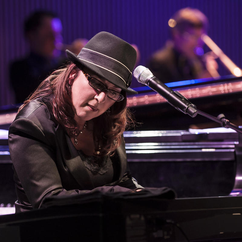 Pianist/Composer/Bandleader/Educator Rebeca Mauleón