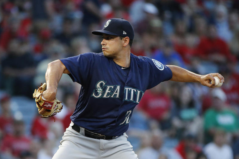 Pitcher Marco Gonzales has been a key factor in the success for the Mariners this year.