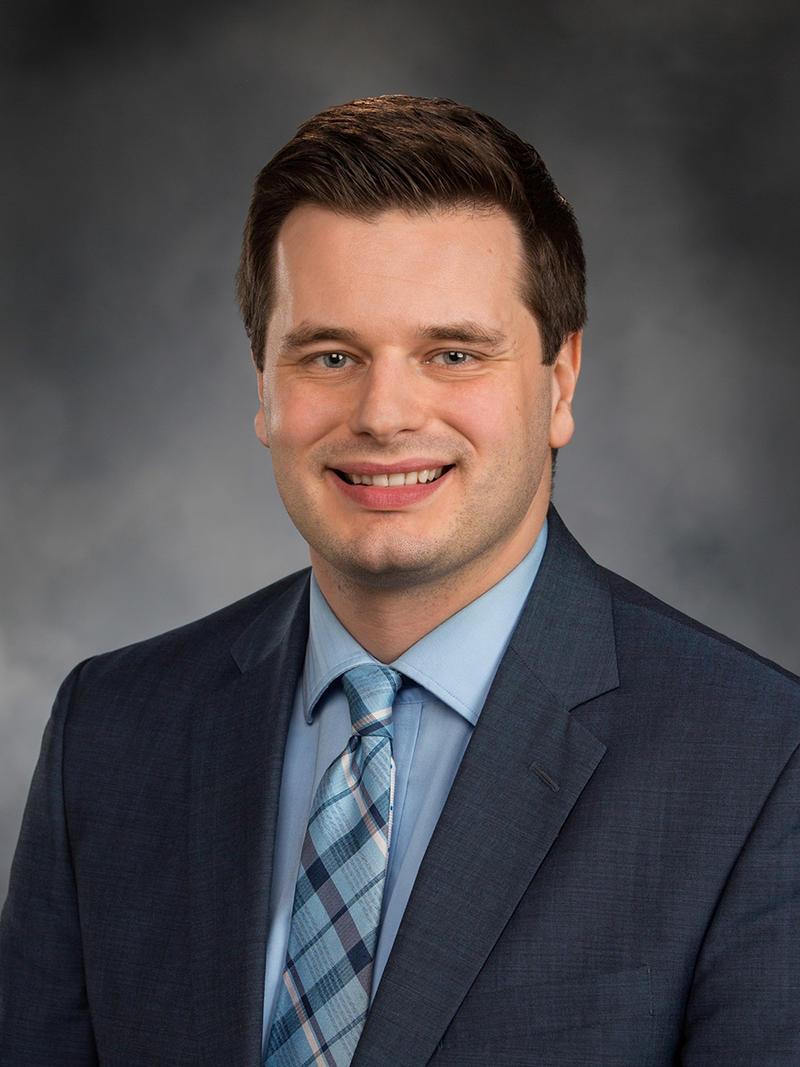 Washington state Rep. David Sawyer of Tacoma