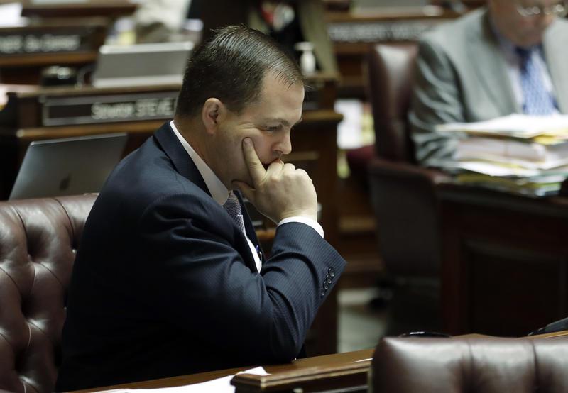 Republican state Sen. John Braun