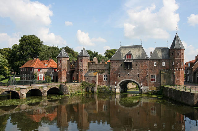 Amersfoort is right in the middle of the Netherlands. Its jazz festival takes place the last weekend in May.