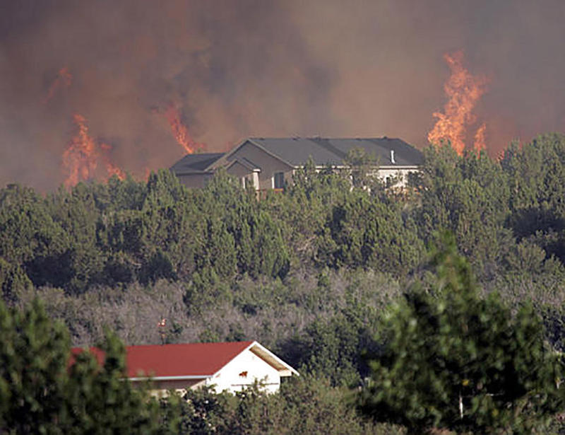 As fire seasons become more extreme, some insurance companies are choosing not to renew policies in wildfire-prone areas.