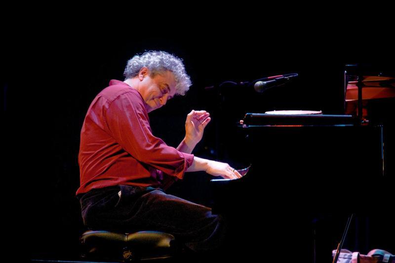 Brazilian pianist Jovino Santos Neto
