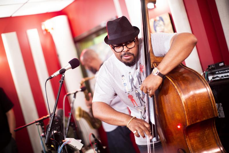 Christian McBride's New Jawn in the KNKX Studios.