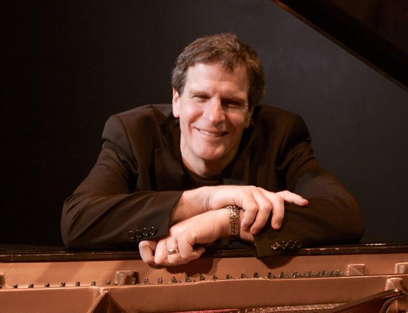 """Pianist Randy Halberstadt whose new CD """"Open Heart"""" debuts in October."""