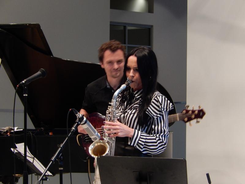 Elena Maque and Farko Dosumov