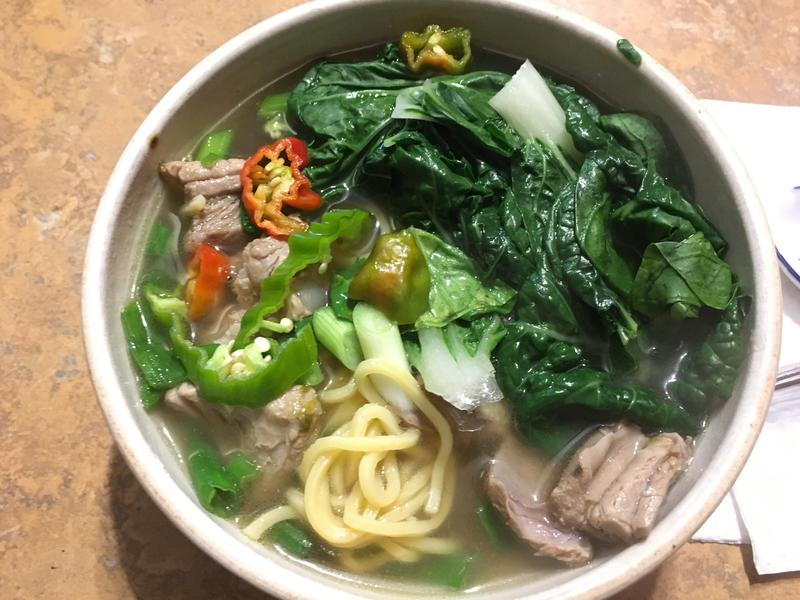 Mala Market's Chengdu Challenge #26 Pork rib Noodle Soup.  Recipe and tips linked below