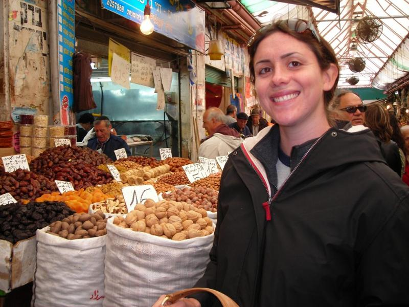 Quick BIO: Becky Bartlein, 28, research coordinator for the University of Washington's Global Medicines Program; master of public health from the UW's Department of Global Health
