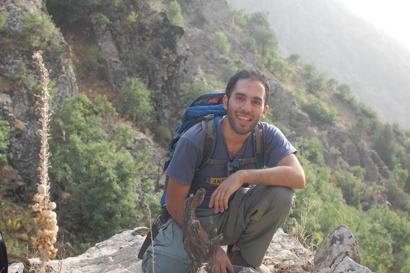 Quick BIO: Dean Chahim, 22, is a cofounder of Critical Development Forum, a University of Washington graduate and recipient of a Bonderman Travel Fellowship.