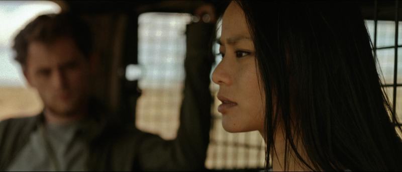 "Jamie Chung plays a Korean-American teen kidnapped and forced into sexual slavery in the movie ""Eden."""
