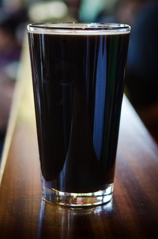 Elysian Brewing's Split Shot Espresso Milk Stout