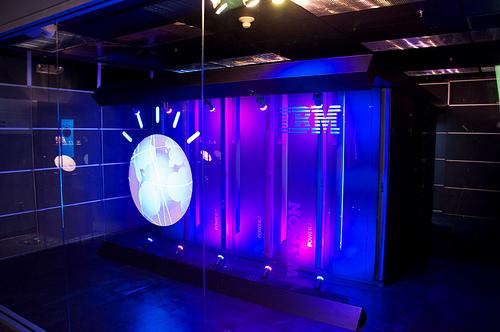 IBM's Watson, the first computer to become a champion on Jeopardy!