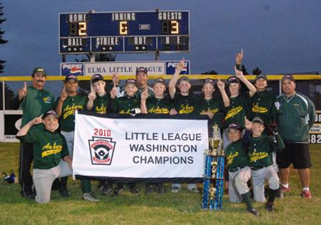 The Auburn All-Stars will play in their first ever Little League World Series on Friday, August 20th.