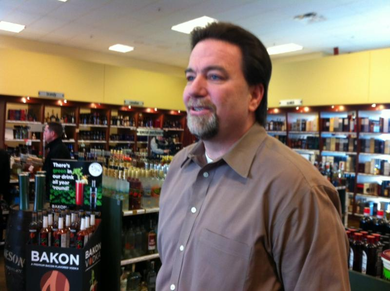 Pat McLaughlin, with the Washington State Liquor Control Board, said bids for the licenses start rolling in within hours of an auction's start.