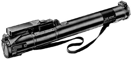 An M72-style weapon.