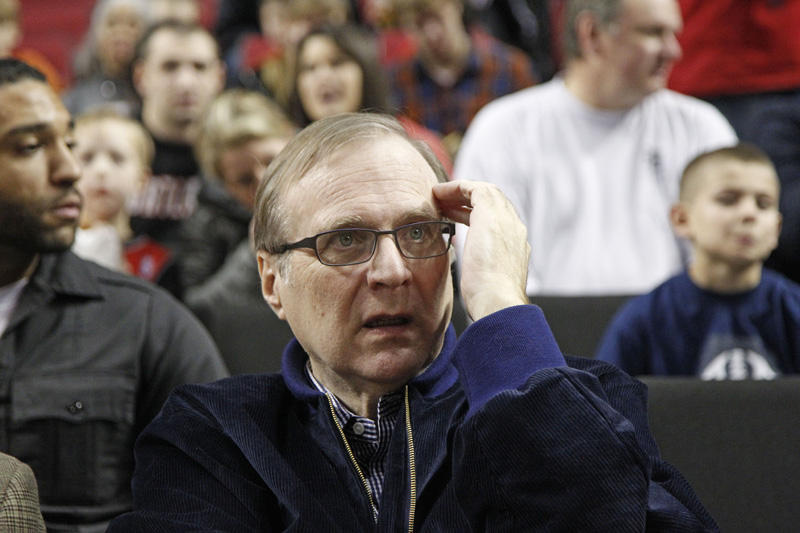 An AWOL soldier from Pittsburgh is charged with bank fraud for allegedly stealing the identity of one of the world's richest men: Microsoft co-founder Paul Allen.