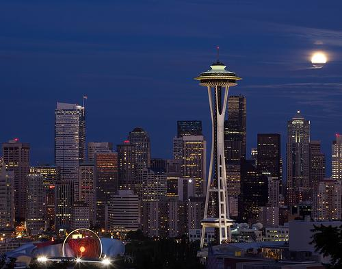 Combining a view with affordable rent can be tough in Seattle.