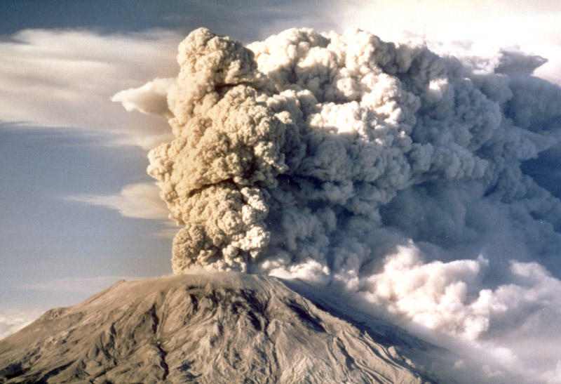 Hey, don't lose your cool the way Mount St. Helens did ... and don't worry too much about the next great disaster!