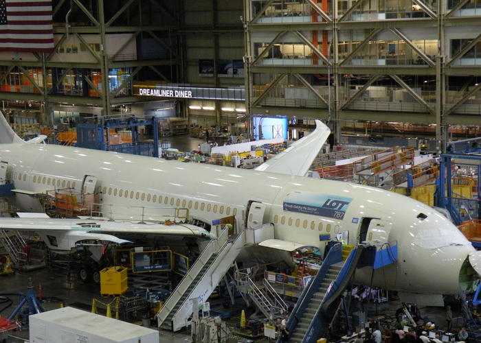 Boeing incentive stock options