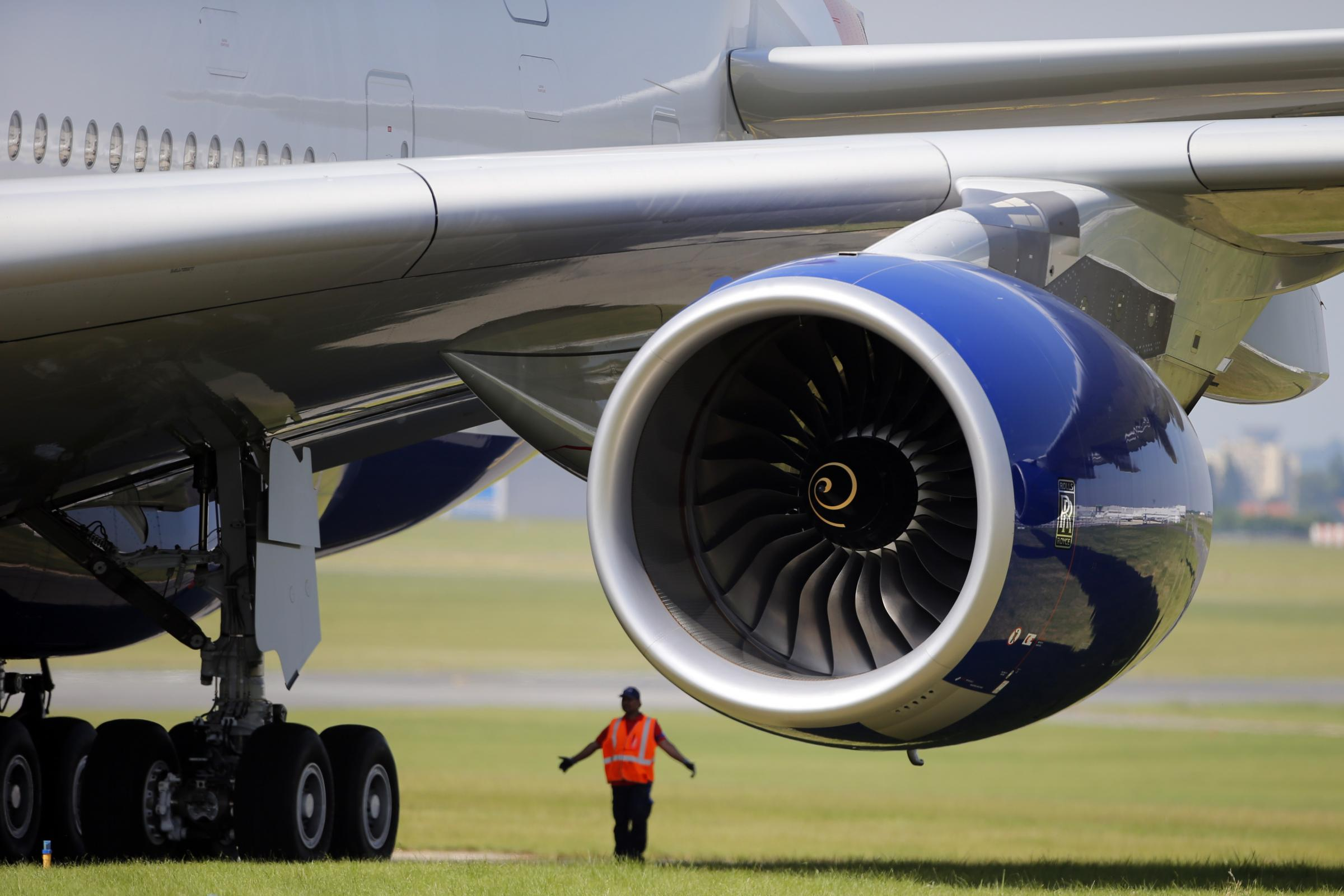 Wash. state courts Airbus, other European companies at air ...