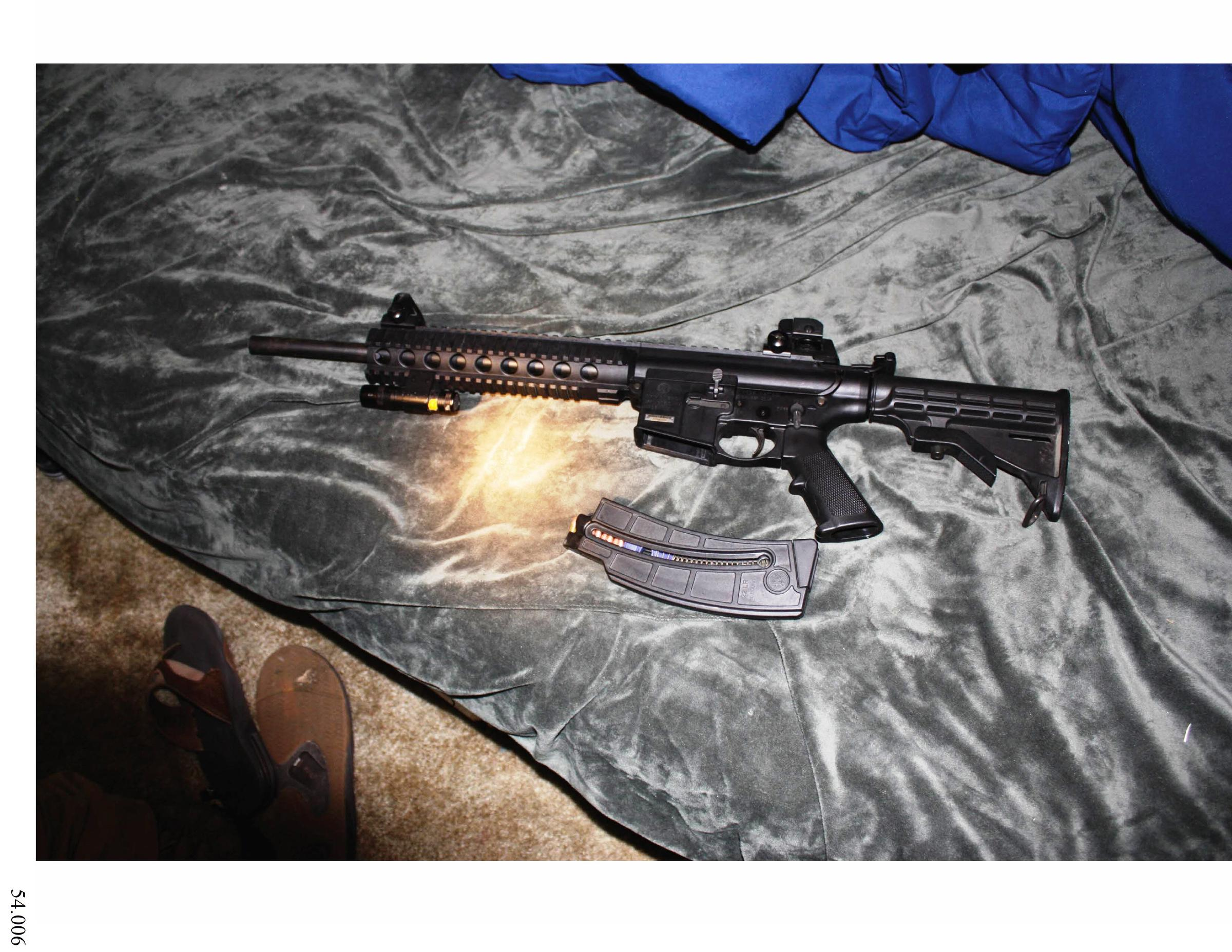 Drugs Guns And Money Anatomy Of A West Coast Trafficking Ring