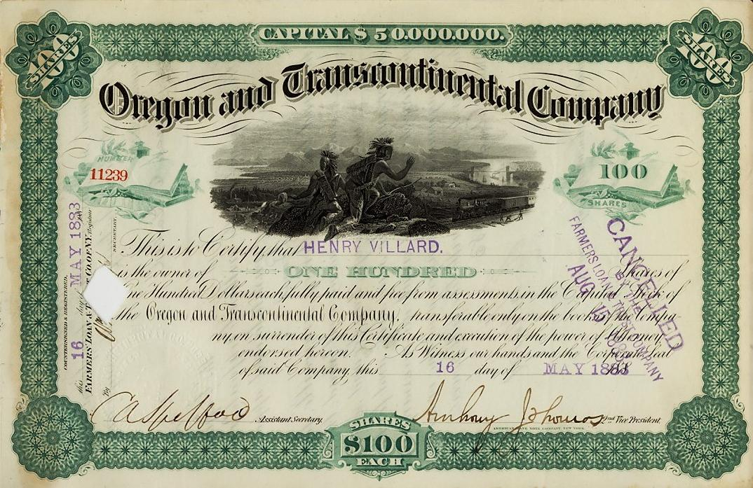 Dont Throw Away That Old Stock Certificate Knkx
