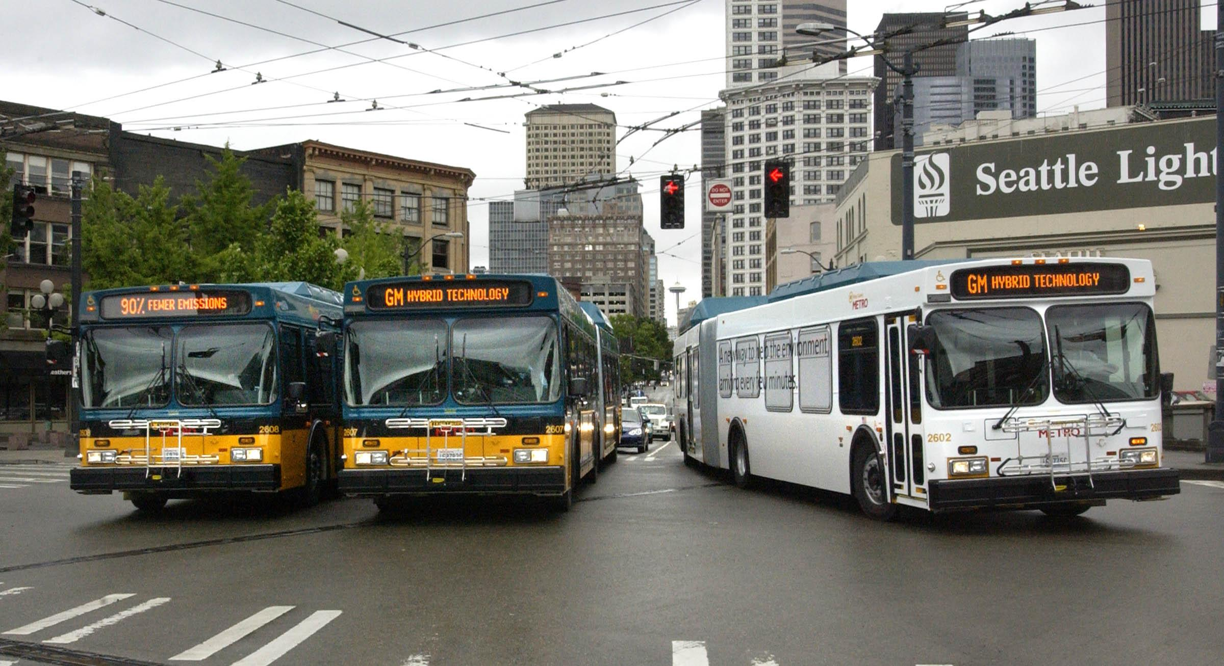 Seattle Sales Tax 2017 >> Seattle Mayor Proposes Sales Tax, Car Tab Fee Hikes To Preserve Bus Service | KNKX