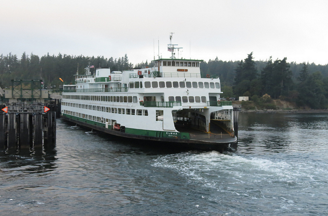 Ferry Cancellation Coincides With Anacortes Arts Festival