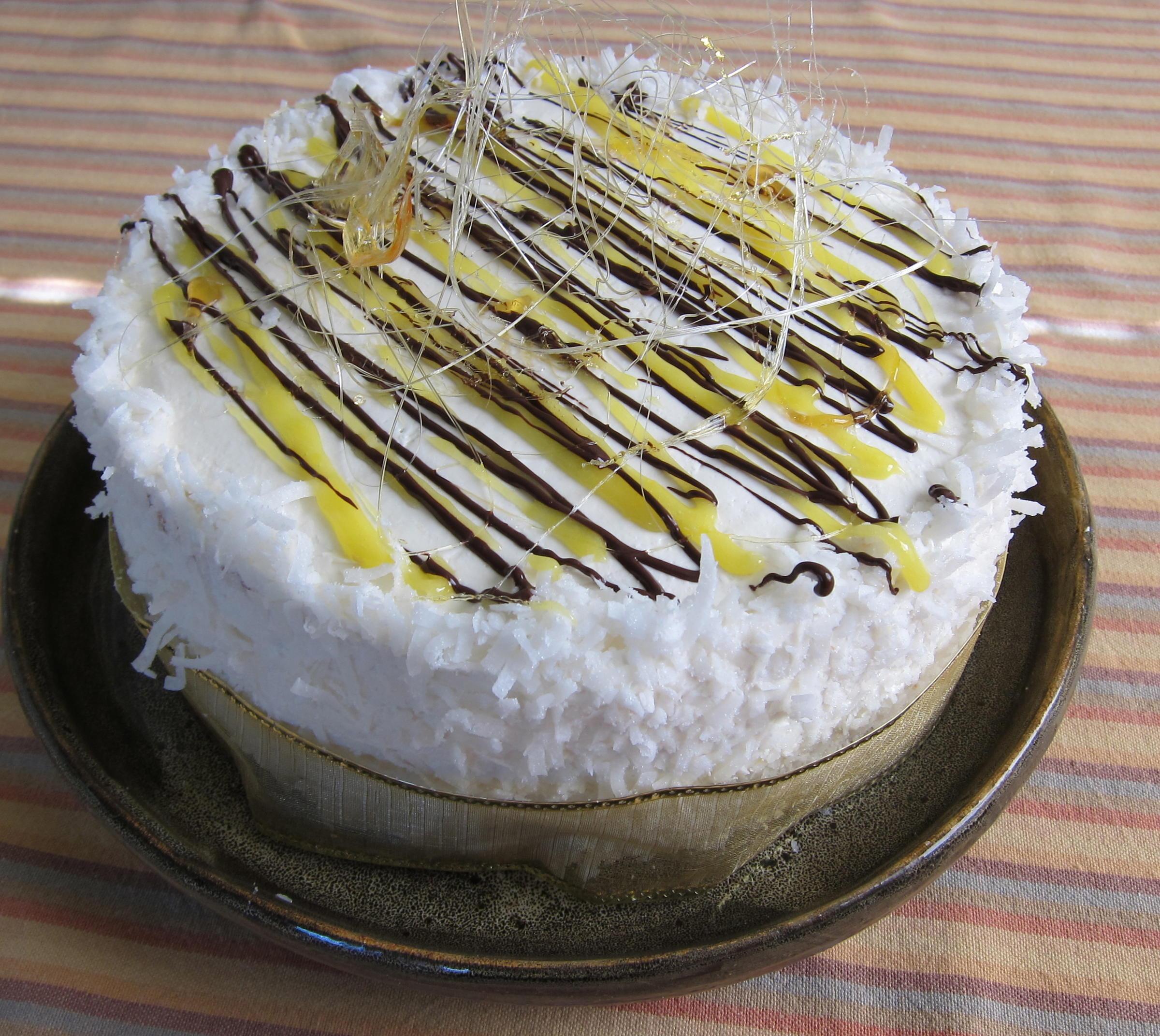 Dick Stein s Sis Shares Her Cake-spertise And Recipe For Italian Meringue Buttercream KNKX