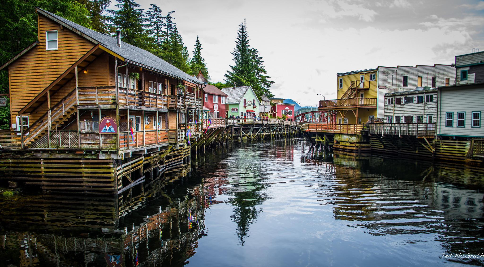 Grandes Lugares que visitar en Alaska