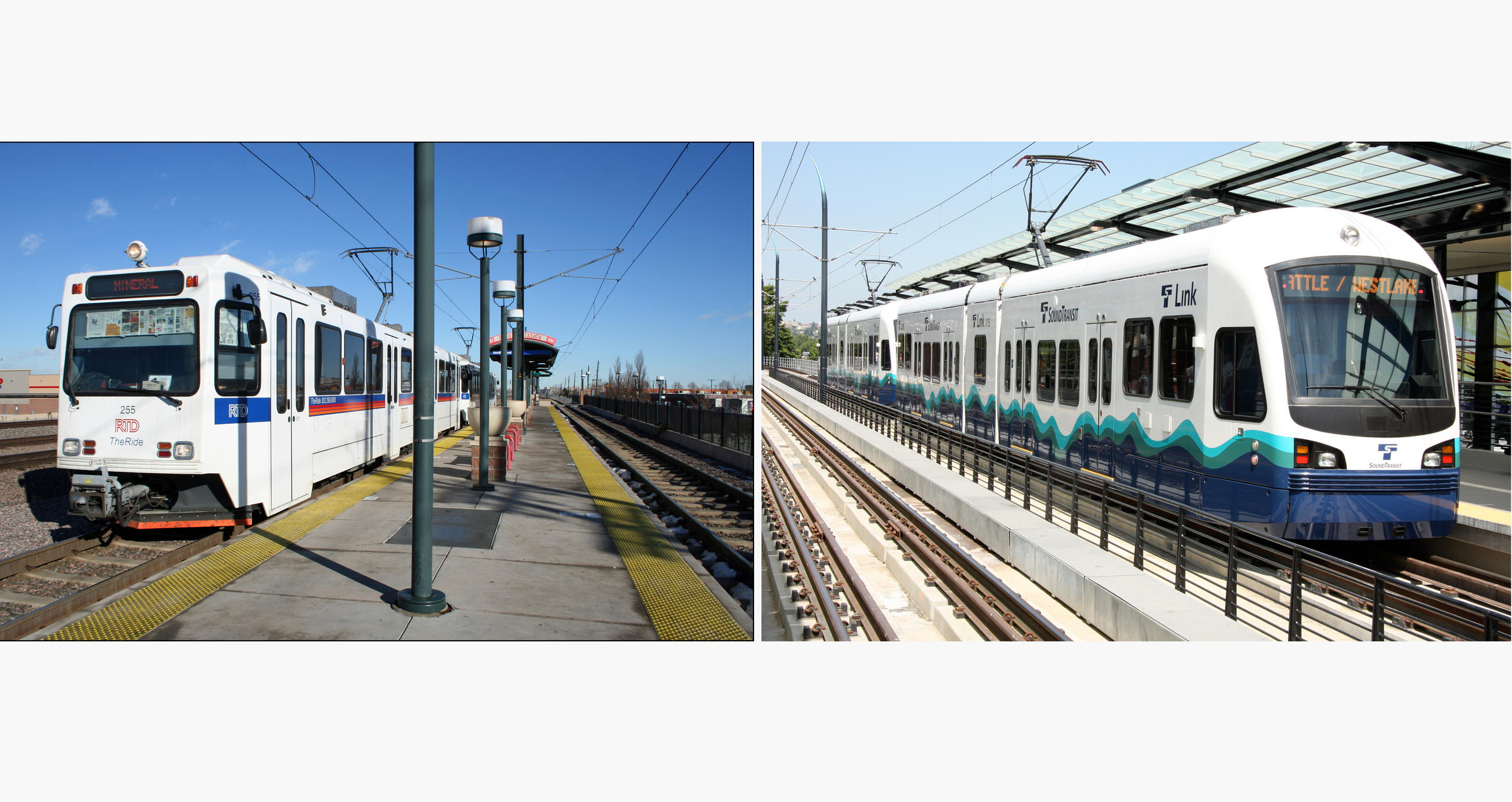 Growth In Seattle And Denver Spurs Need For Transit
