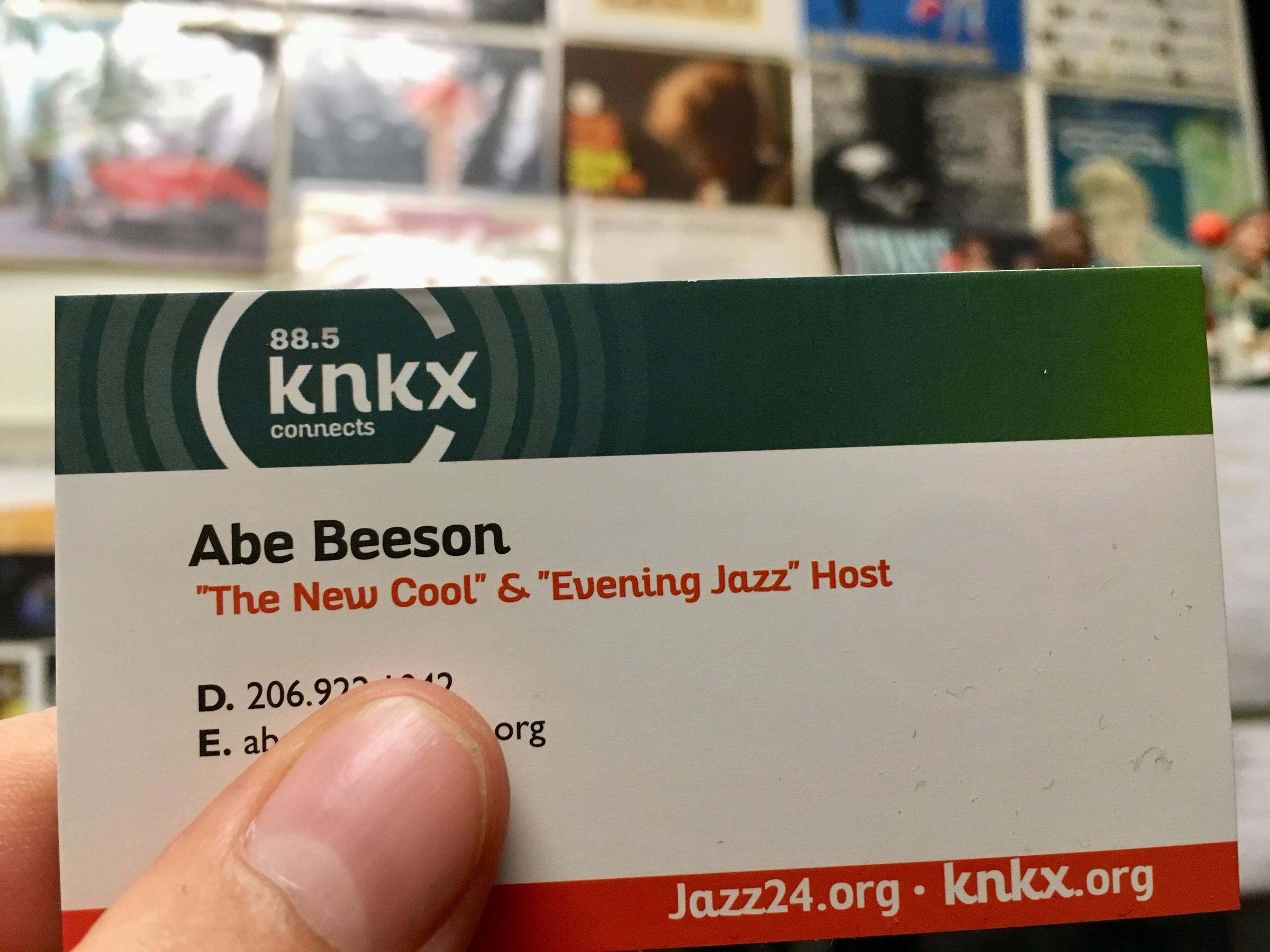 the new cool celebrating one year on knkx