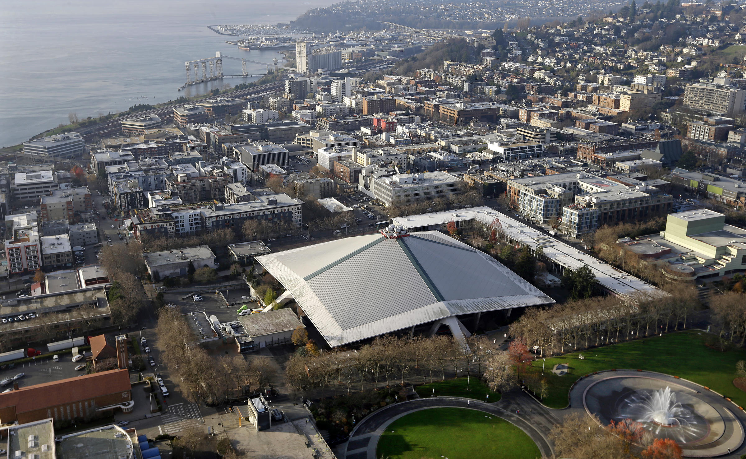 Seattle City Council Approves Key Arena Redevelopment Plan