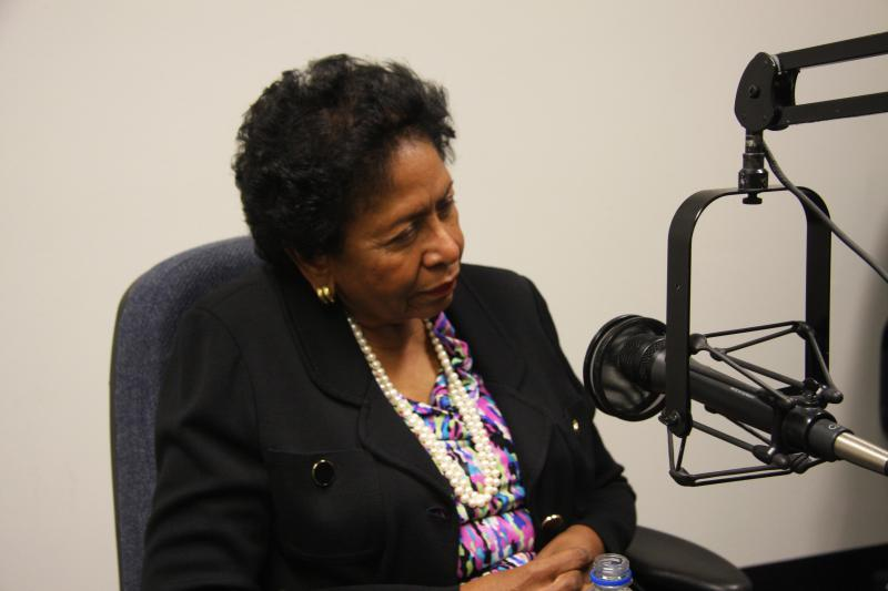 Dr. Ruth Simmons, Interim President of PVAMU
