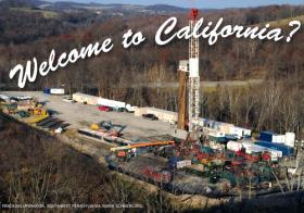 One environmental group is suing the state for allowing fracking to expand without what it claims is legally required oversight.