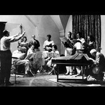 Pro Musica Antiqua in 1950